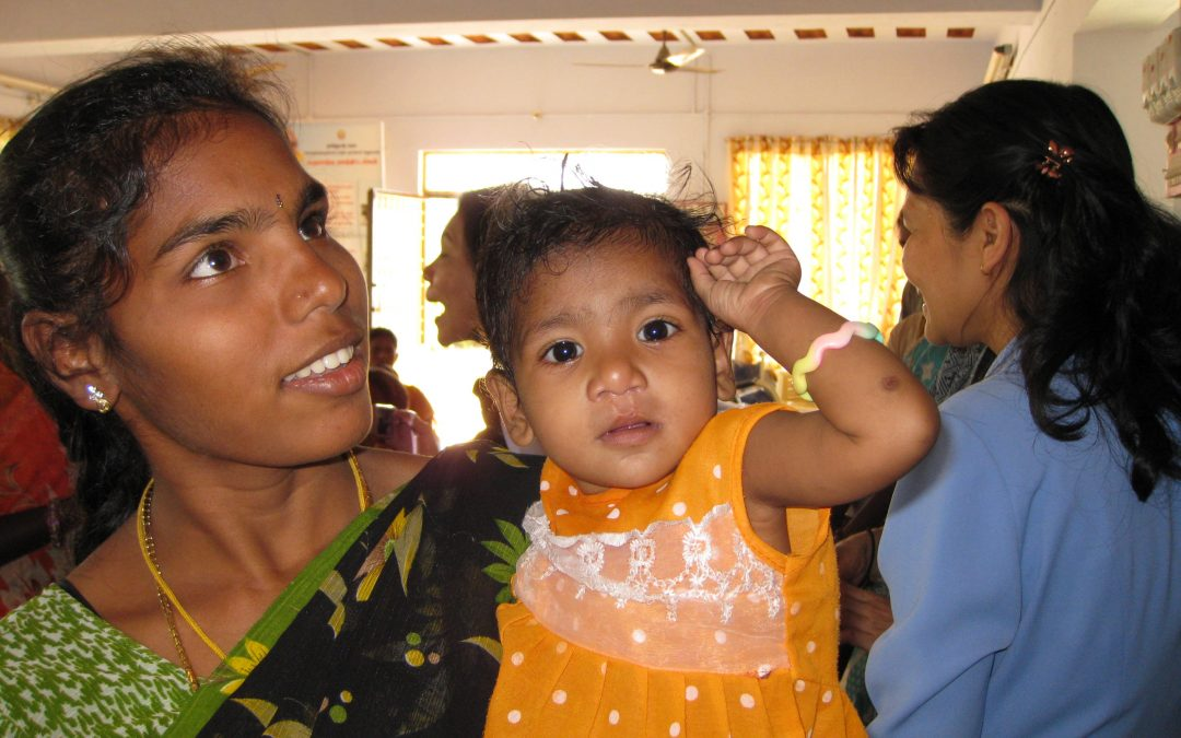 Vote! to support new technology for children born with cleft lip and palate in India