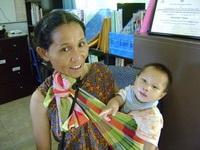 Dao with mom