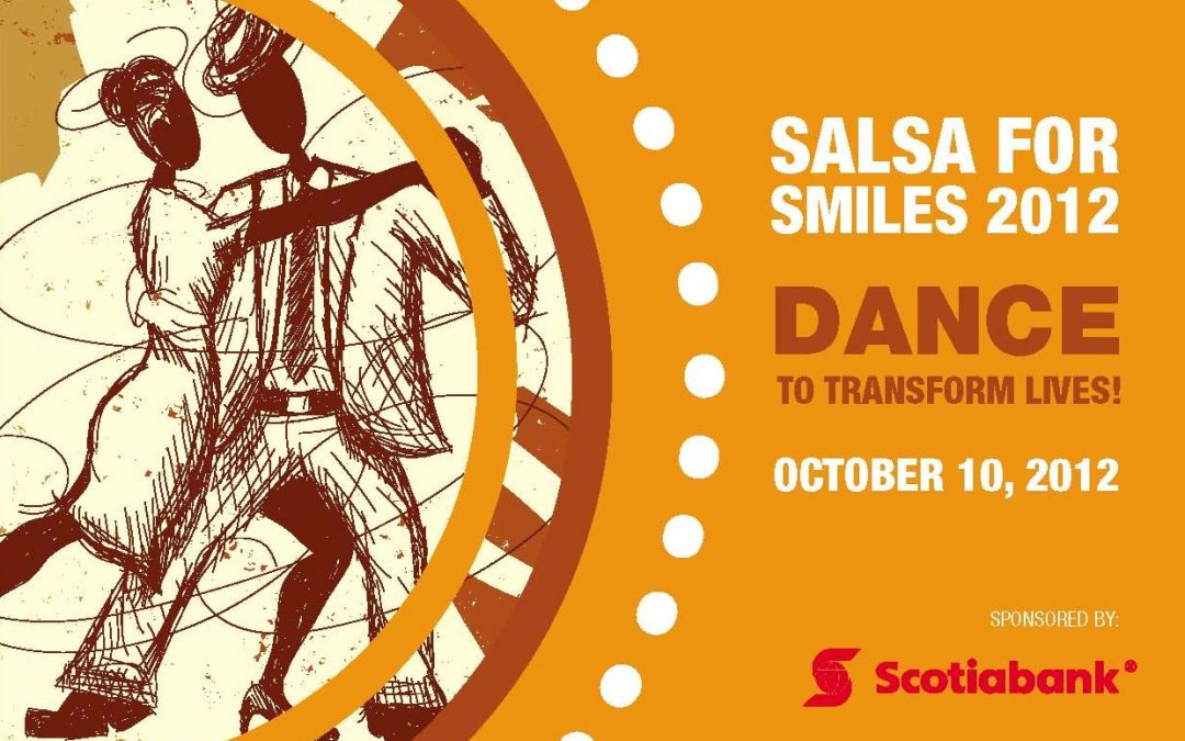 Dance to Transform Lives at Transforming Faces' Salsa for Smiles