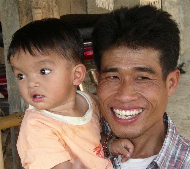 Nattanon and Father 2_2005