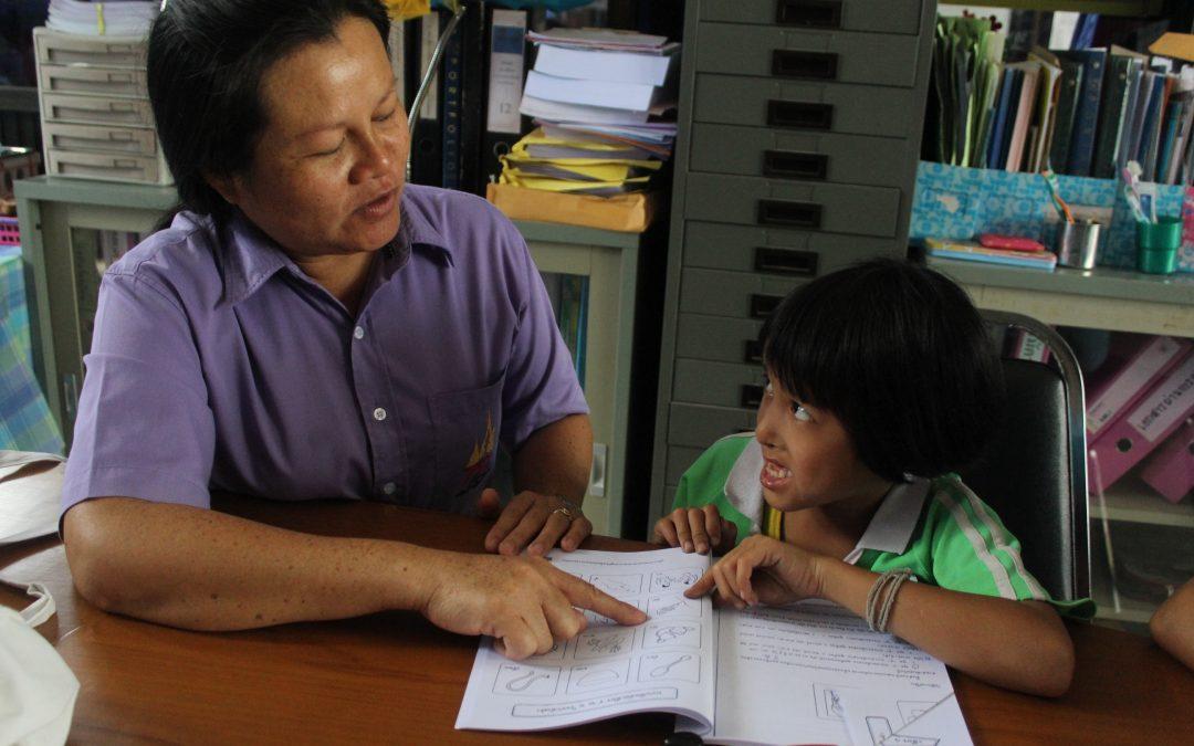 Speech Camps in Northern Thailand:  The First Speech Camp & Follow up