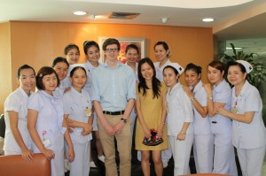Guest Blog: Billy English visits Thailand