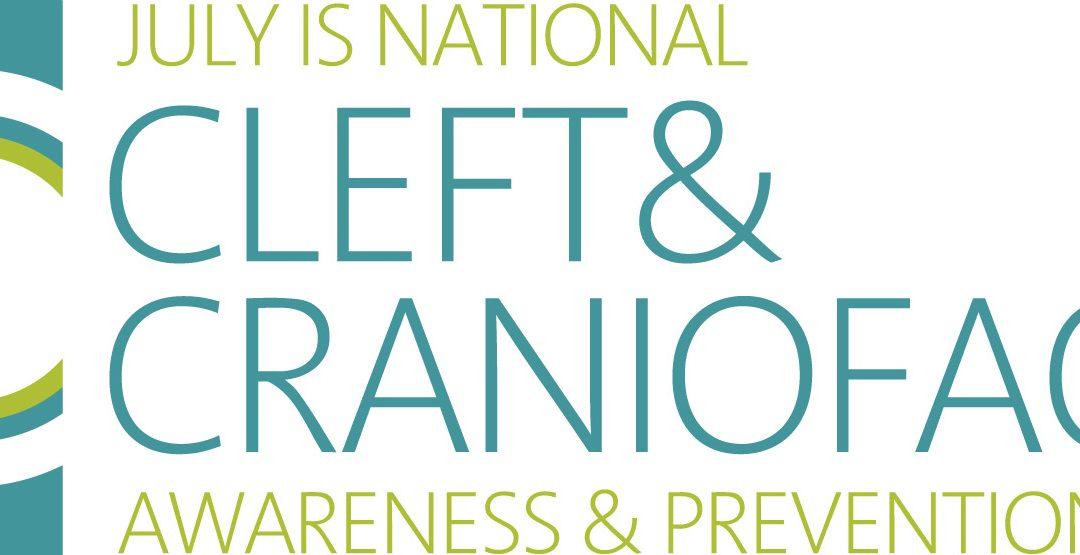 National Cleft & Craniofacial Awareness & Prevention Month