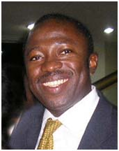 Meet a Partner: Dr. Opoku Ware Ampomah, Plastic surgeon