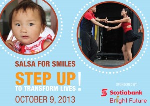 Salsa for Smiles – Buy your ticket today!