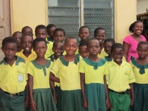 Florence Abban & Classmates3