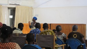Ghanaian Perspective: Speech Therapy