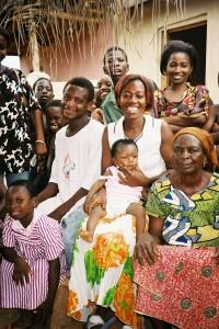 A Life Transformed: Meet Florence Abban