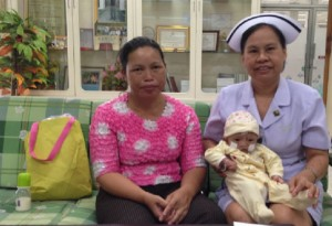 Thailand's Birth Registry: Testimonials