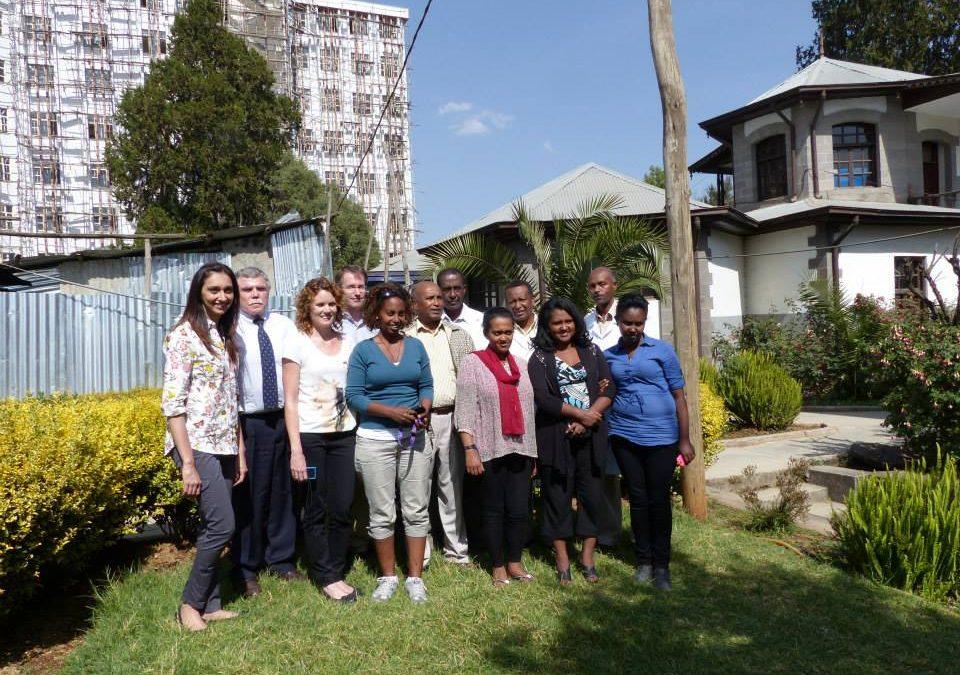 LIVES TRANSFORMED THROUGH MEDICAL TRAINING IN ETHIOPIA