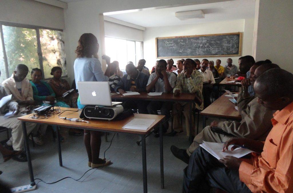 Raising Awareness in Ethiopia: Meet Sintyeh