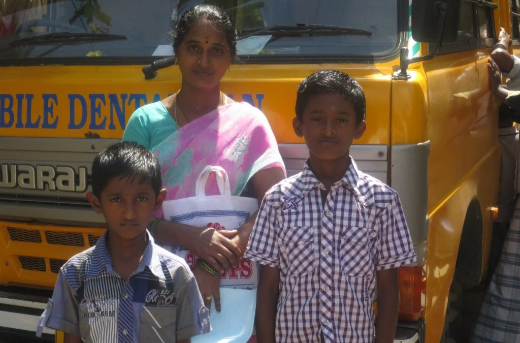 Lives Transformed in India