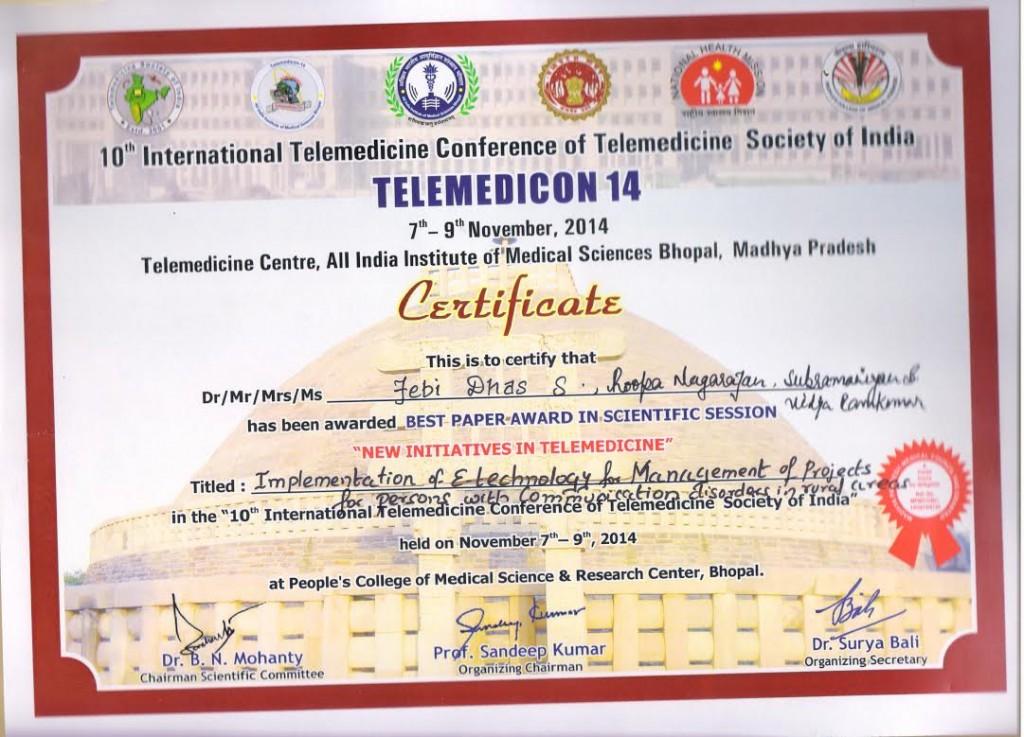 India - EMPOWER Award