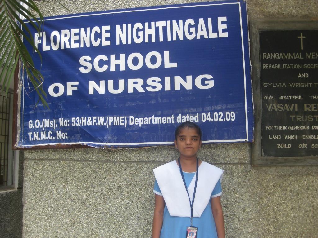 Iniya- a student of nursing (2)