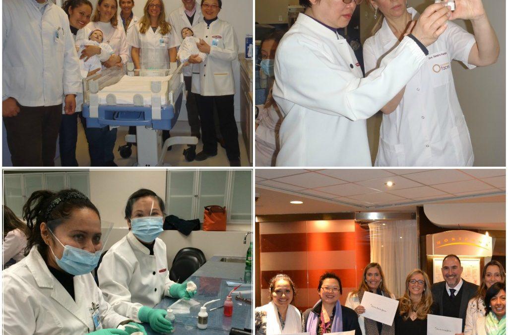 Improving Newborn Care through Medical Training