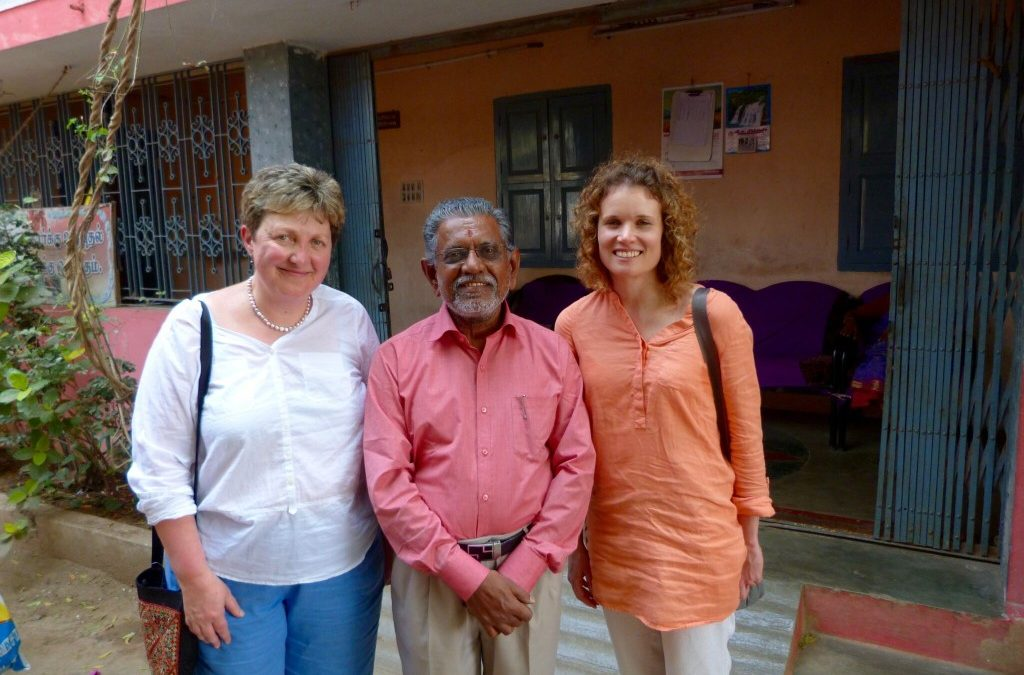 Meet Varadharajan from India