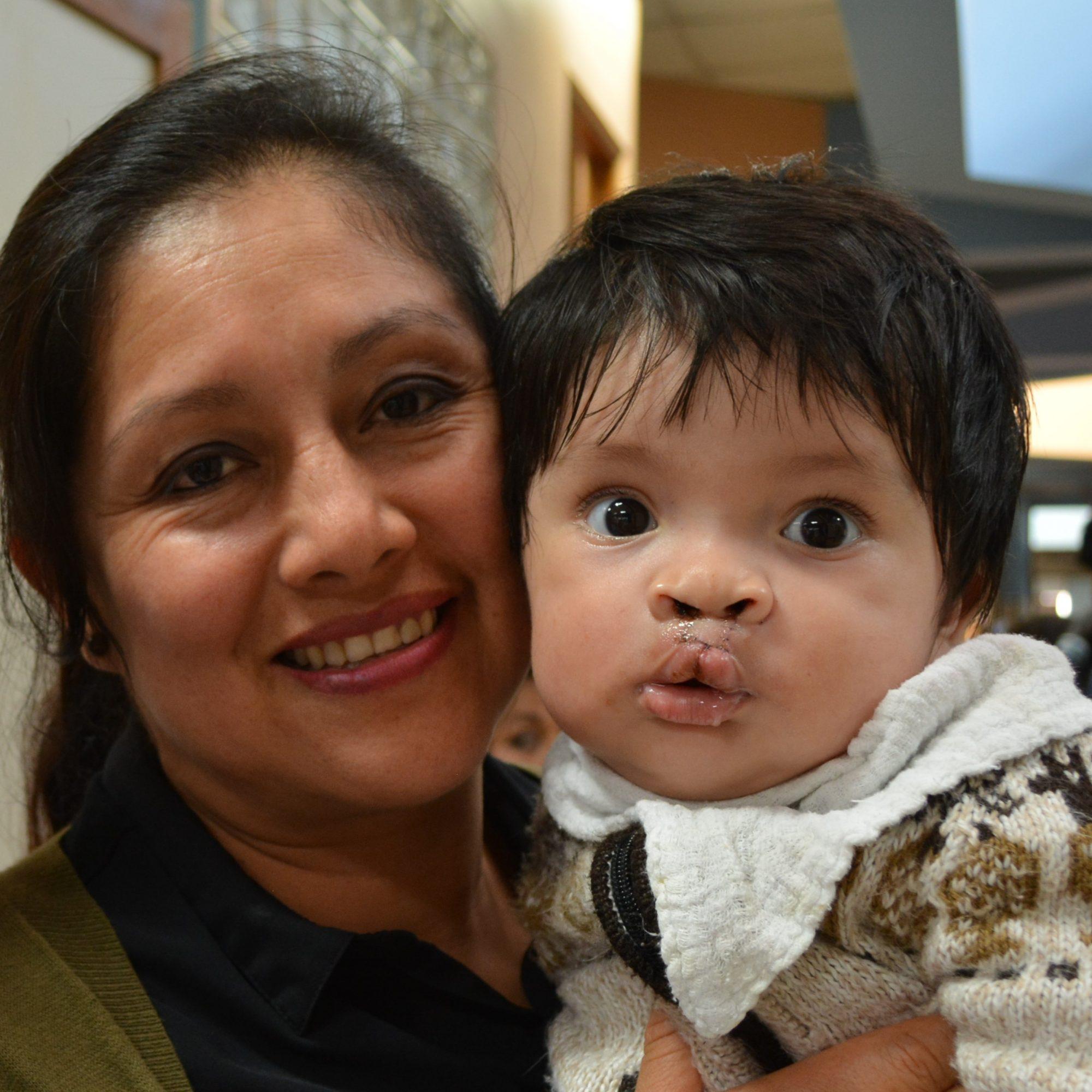 Peru, Transforming Faces