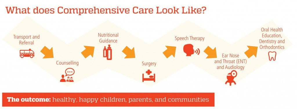 comprehensive care infographic