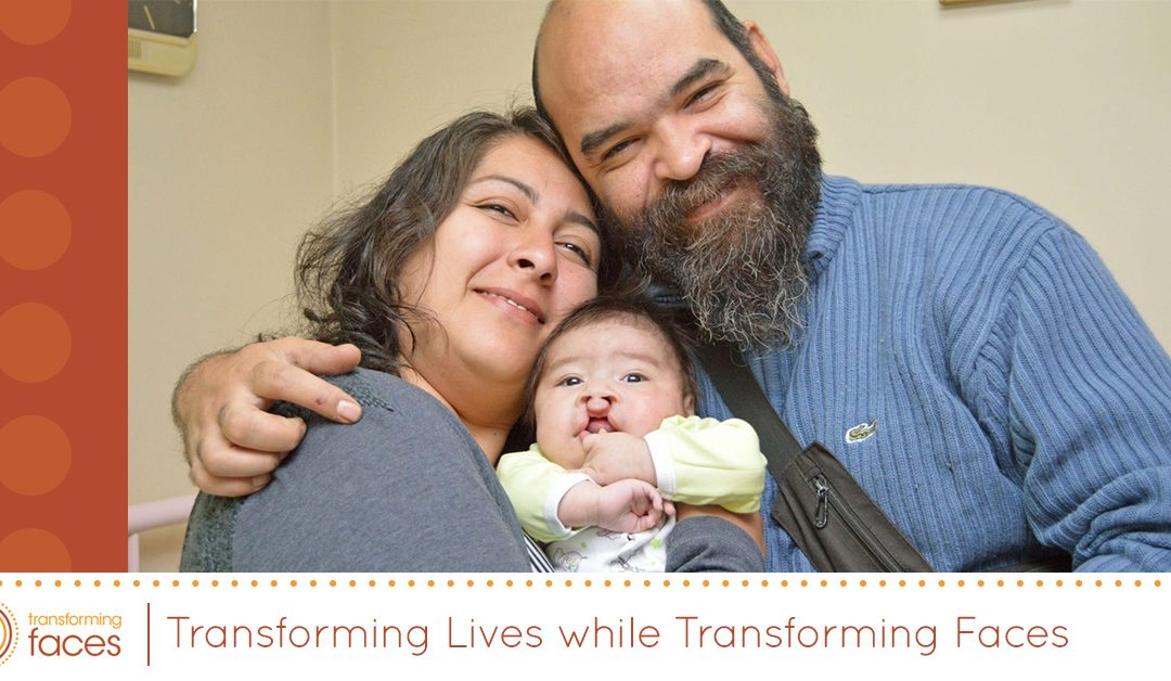 Transforming Lives While Transforming Faces