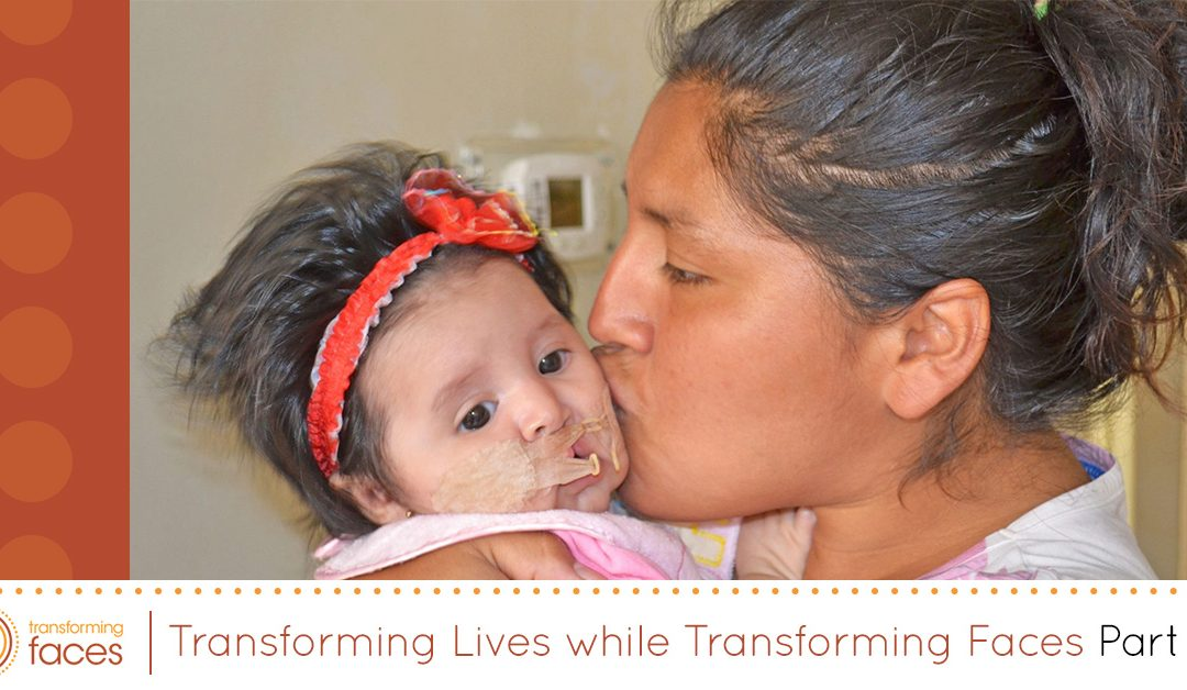 Transforming Lives While Transforming Faces, Pt 2