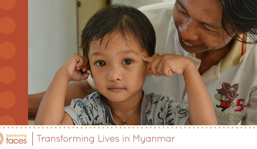 Transforming Lives in Myanmar