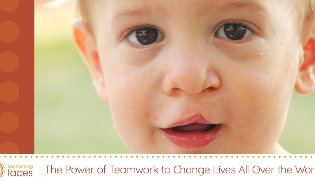 The Power of Teamwork to Change Lives All Over the World