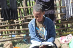 Project Harar Ethiopia Transforming Faces Homework