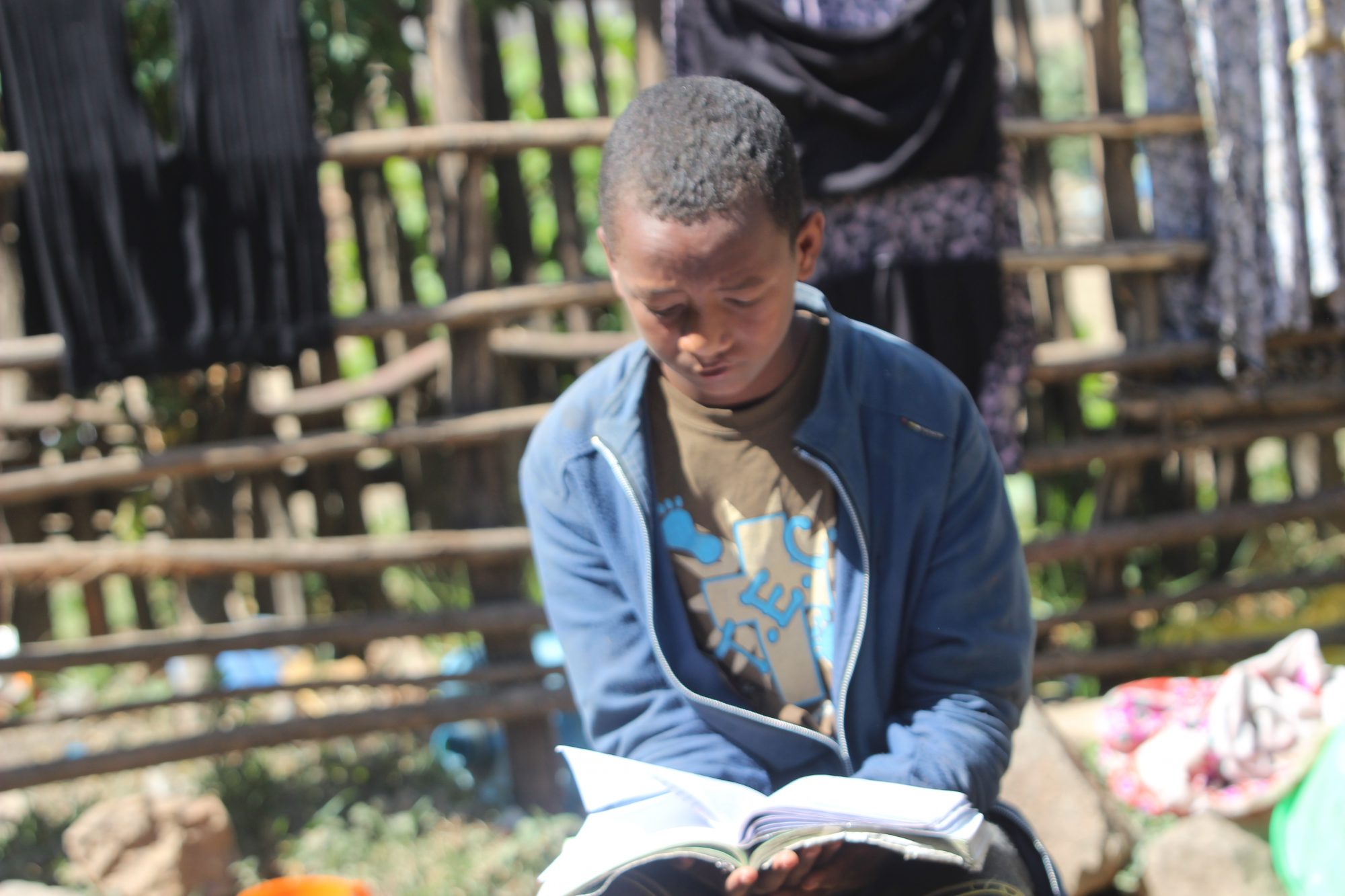 Project Harar Ethiopia Transforming Faces Homework