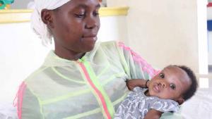 Corsu Uganda Hospital cleft care