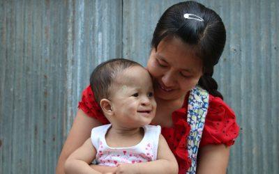 The Face of Hope: Meet Baby Nang