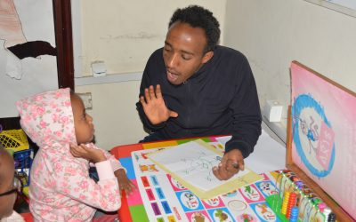 Building a Sustainable Future for Speech Therapy in Ethiopia