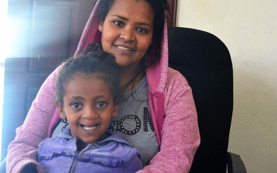 Life-Changing Support for Sara in Ethiopia