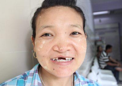Thailand Agnes Transforming Faces